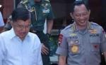 Kapolri Beberkan Jasa-jasa Wapres Jusuf Kalla