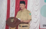 Bupati Sukamara Berharap KNPI Dapat Mengakomodir Organiasi Kepemudaan