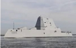 USS Zumwalt Kapal Perang Siluman Pertama di Dunia