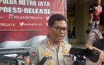 Polda Metro Jaya Siap Amankan Pelantikan Presiden - Wakil Presiden