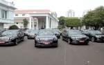Istana Sewa Belasan Mercy Untuk Tamu Negara Gratis