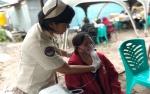 TNI dan Bank Indonesia Gelar Pengobatan Massal Pascabencana Kabut Asap