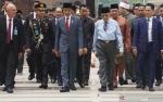 PM Mahathir Hadiri Pelantikan Jokowi