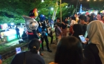 Cosplay Superhero Sangat Diminati Warga di Lampion Night Market