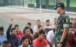 Komandan Kodim 1011 Kuala Kapuas Berikan Motivasi Calon Tamtama Prajurit Karir