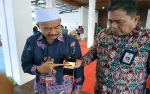 Bupati Seruyan Apresiasi Keberhasilan Budidaya Ikan Pipih