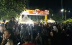 Ribuan Orang Jejali Lokasi Betomu Menyadi dan Launching Banyu Bajoget