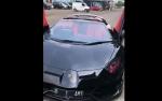 Lamborghini Aventador Diduga Milik Raffi Ahmad Terbakar di Sentul