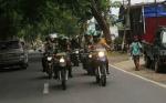 TNI Polri di Kapuas Patroli Bersama Antisipasi Gangguan Kamtibmas