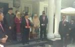 Pelantikan Presiden - Wapres, Ma\'ruf Amin Pakai Celana Panjang