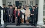Maruf Amin Tinggalkan Kediaman Menuju Gedung DPR