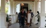 Presiden Jokowi Tinggalkan Istana Merdeka Menuju Gedung MPR/DPR