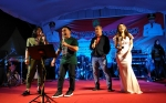Artis KDI Eko Bermano dan Lulu Chika Hibur Acara Ramah Tamah Gubernur Kalteng dengan Pejabat dan ASN
