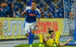 Dua Gol Milik Antar Napoli Raih Kemenangan Atas Verona