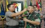 Kapolresta Beri Kejutan Danyonif Raider 631 Antang