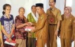 Pemkab Barito Timur Launching Bantuan Pangan Non Tunai