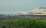 Perbaikan Landasan Pacu, 2 Pesawat Batal Mendarat di Bandara Tjilik Riwut