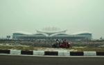 Hujan Deras Rusak Landasan Pacu Bandara Tjilik Riwut