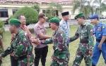 Bupati Sukamara Apresiasi TNI Polri Sukses Jaga Keamanan Pelantikan Presiden
