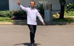Bahlil Berkemeja Putih ke Istana Setelah Ditelepon Protokol
