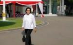 Sri Mulyani Jadi Calon Menteri Pertama Hari Kedua Tiba di Istana