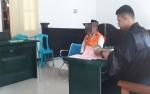 Ikut Judi, Ibram Alpandi Dituntut 6 Bulan Penjara