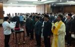 Gubernur Kalteng Melantik Puluhan Kepala Sekolah