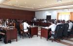 DPRD Kapuas Gelar Rapat Gabungan Komisi dan TAPD Soal Pinjaman Daerah