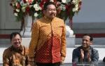Tak Lagi dari Partai, Jaksa Agung ST Burhanuddin Jaksa Karier
