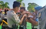 Polres Kotawaringin Barat Laksanakan Apel Gelar Pasukan Operasi Zebra Telabang 2019
