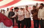 Gubernur Kalteng Resmikan Gedung Dinas Perkimtan