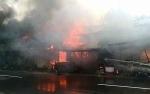 Ini Dugaan Penyebab Kebakaran 9 Kios di Jalan Christopel Mihing Palangka Raya