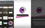 Instagram Luncurkan Stiker Anti-Bullying Terbaru
