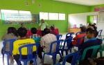 BPTP Kalteng Dampingi Petani Milenial Barito Timur