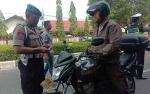 Motor Dinas Bhabinkamtibmas Juga Terjaring Dalam Operasi Zebra Telabang