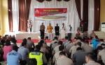 Pemilu Berlangsung Kondusif dan Damai, Polresta Palangka Raya Gelar Syukuran Lintas Agama
