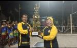 25 Tim Seluruh Kobar Ikuti Turnamen Voli Piala Bergilir Ketua DPD Golkar Kalteng