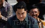 Erick Thohir Akan Dilaporkan ke Polisi Gara-Gara Tenis Meja