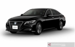 Toyota Crown HV Hybrid Jadi Mobil Dinas Menteri Kabinet Baru Jokowi