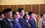 Bupati Barito Utara Hadiri Pengukuhan Kepala BI Kalteng