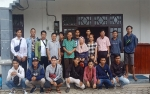 13 Peserta Pelatihan AC Split Dilepas Kepala Disnakertrans Murung Raya