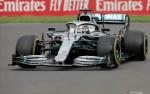 Hamilton Puncaki FP1 Grand Prix Meksiko