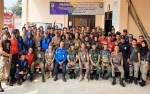 Anggota Satpol PP dan Damkar Barito Utara Diberikan Pelatihan