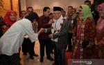 Ma\'ruf Amin Sampaikan Satire Soal Garis Tangan Jabatan Menteri