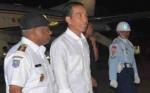 Kunker ke Papua, Presiden Jokowi Menginap di Sorong