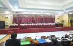 DPRD Barito Timur Gelar Paripurna Dengarkan Penjelasan Kepala Daerah Tentang Penyertaan Modal ke Bank Kalteng