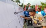Pemuda Kotim Deklarasi Bersama Menuju Indonesia Damai dan Maju
