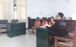 Tiga Terdakwa Penyetrum Ikan Dituntut 4 Bulan Penjara
