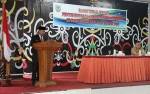 Bupati Seruyan Buka Raker Pemerintahan Desa