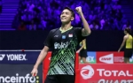 Jonatan Akui Keunggulan Chen Long di Final French Open